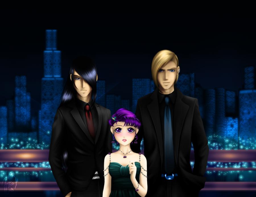 Dresscode by Yettyen