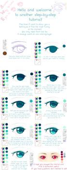 Eye Tutorial by Yettyen