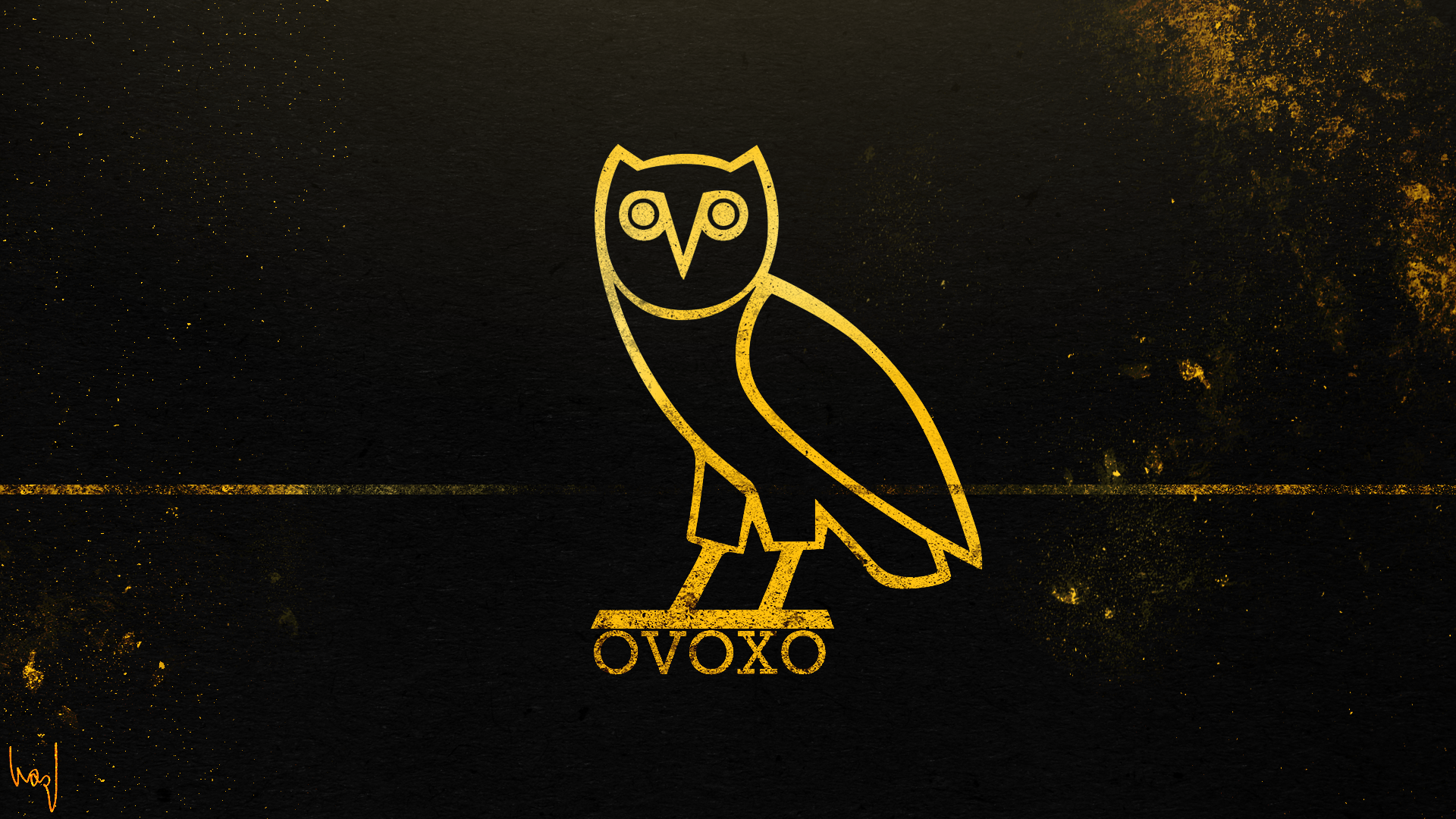 OVOXO Owl Wallpaper by Waq1 on DeviantArt