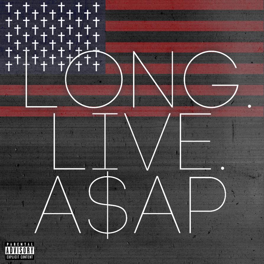 Asap Logo Wallpaper Asap Mob Logo Long Live Asap