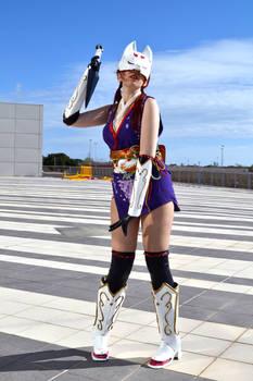 Kunimitsu Tekken Tag 2 - cosplay