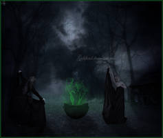 The Witches by gothfiend