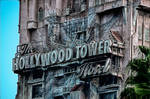 Hollywood Tower of Terror Detail