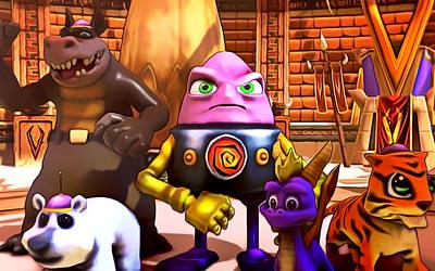 Team N. Trance by NinjawsGaiden