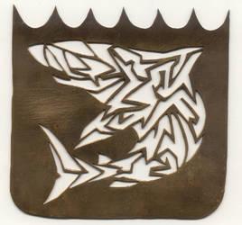 Brass Shark