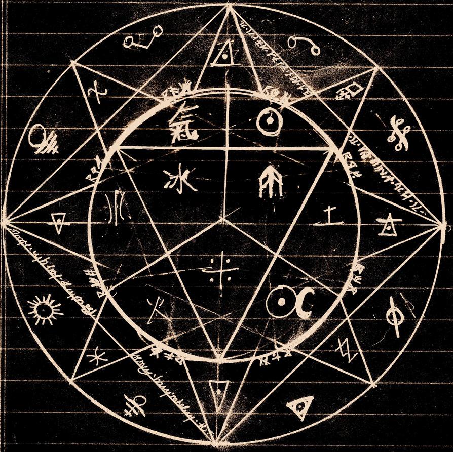 Alchemy Circle by Alchemist-Pac on DeviantArt