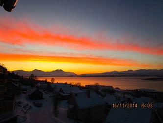 Tromso by heidifoto