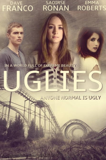 uglies specials and tally essay (as well as two graphic novels, a handbook, and a book of essays), and  in  uglies (2005), tally explains it like this, as she looks out at new pretty town:   but that was all over – she just wanted to be special from now on.