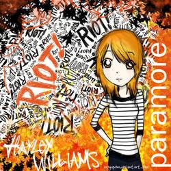 paramore: hayley williams