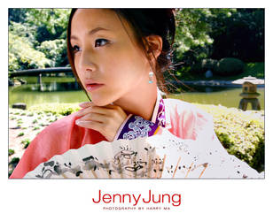 Jenny Jung - Nitobe Shoot 03 by ddsoul