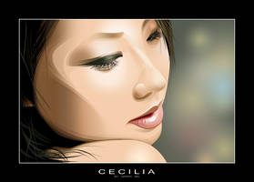 Cecilia Vector by ddsoul
