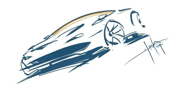 Car Concept Sketch by ddsoul
