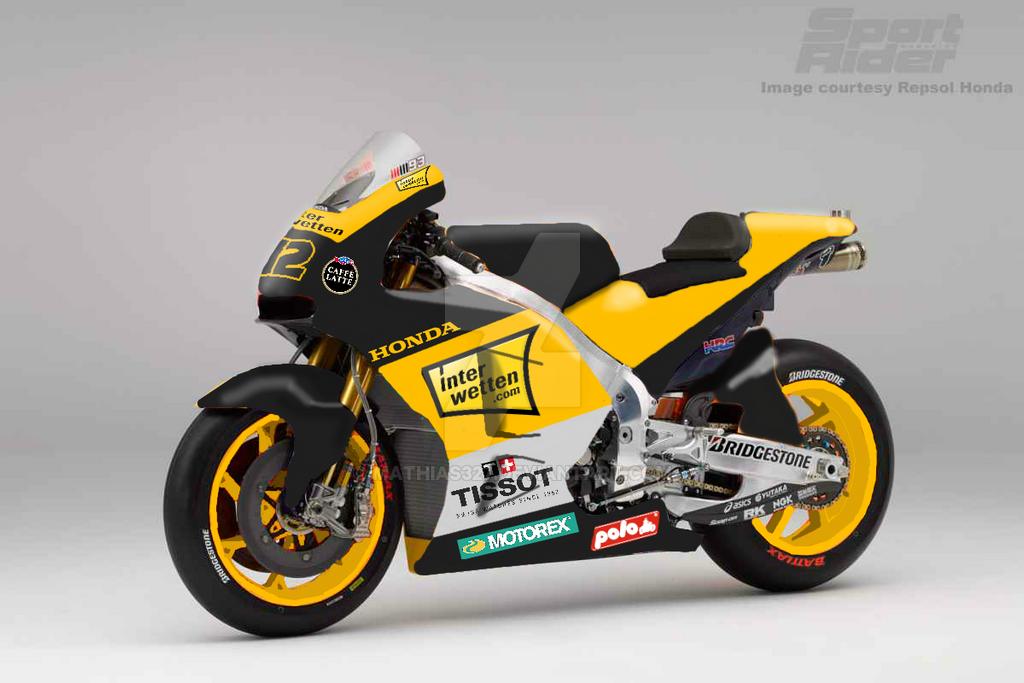 Tom Luethi Fictional MotoGP Team by Mathias327 on DeviantArt