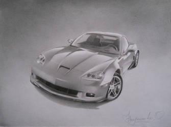 Chevrolet Corvette by NaumenkoO