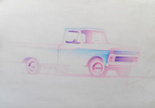 Sketchy Pick-Up