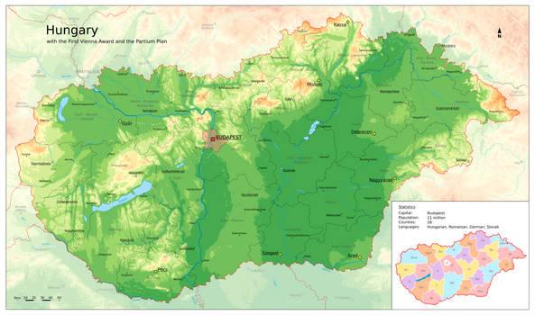 Partium Plan Hungary