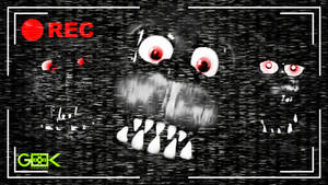 LP - Five Nights at Freddy's (#1) - TERRIFYING!