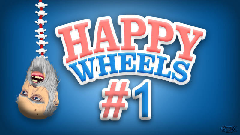 Happy wheels 1 let 39 s play flabbergasting by - Let s play happy wheels ...