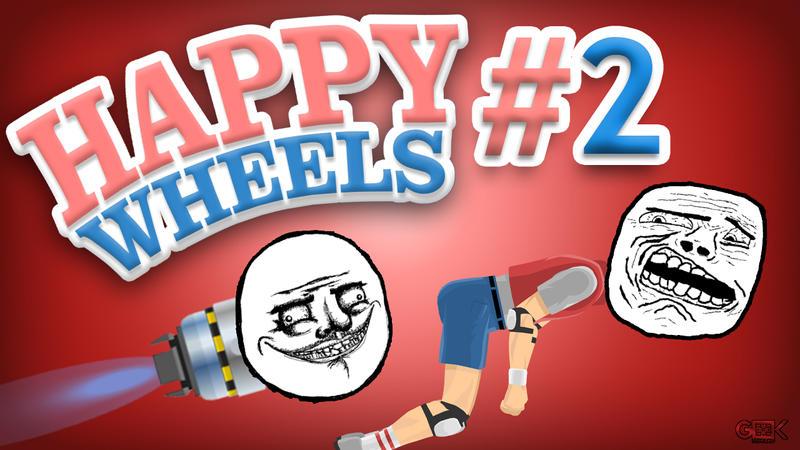 happy wheels 2 player