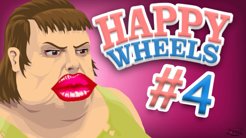 Happy wheels 4 let 39 s play pucker up by geeksomniac - Let s play happy wheels ...