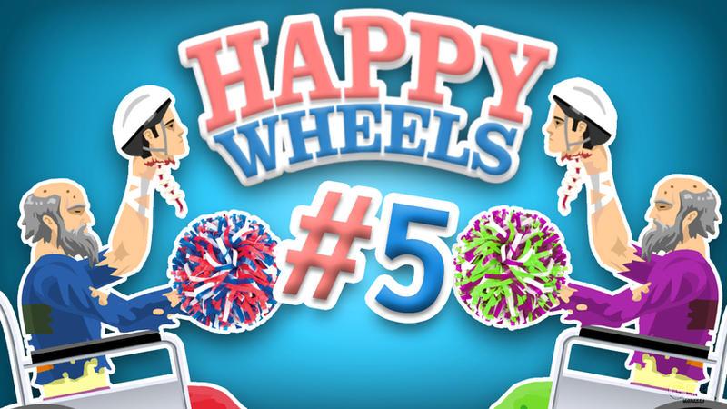 happy wheels h