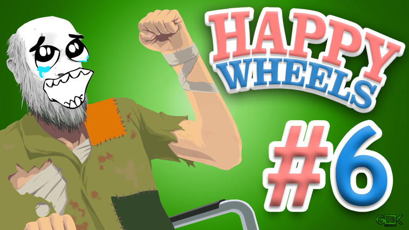happy wheels 2 free game