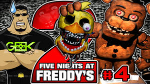 Five Nights at Freddy's 2 -#4- FIGHT FOR SURVIVAL!
