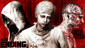 The Evil Within - #25 (ENDING) - END THE NIGHTMARE
