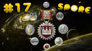 SPORE - [Part 17] - Achievements!