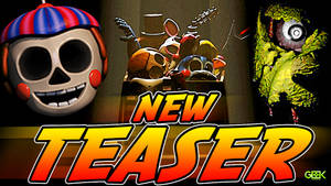 Five Nights at Freddy's 3 NEW Teaser - [Video]