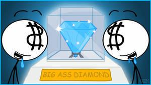 Cha-Ching! - Stealing the Diamond