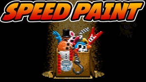 SPEEDPAINT - What can we use? - FNAF 3 Pixel icoc