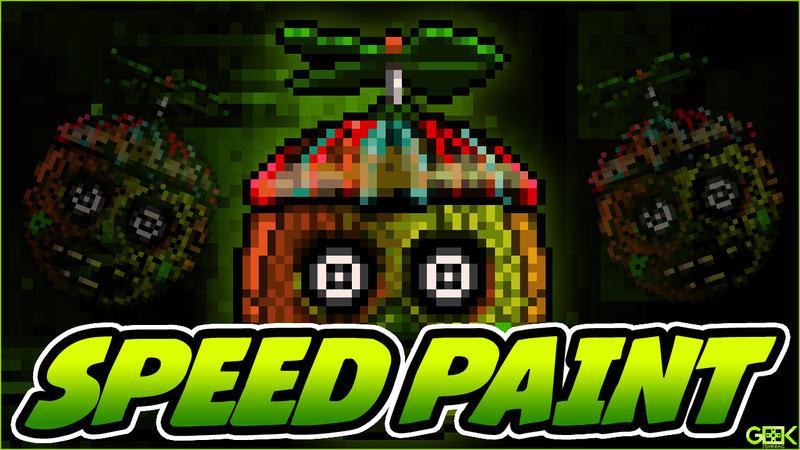speedpaint phantom balloon boy fnaf 3 icon by