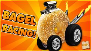 BAGEL RACE TIME!!!! - I AM BREAD - #12