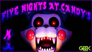 Five Nights at Candy's #1 - The claws are out!