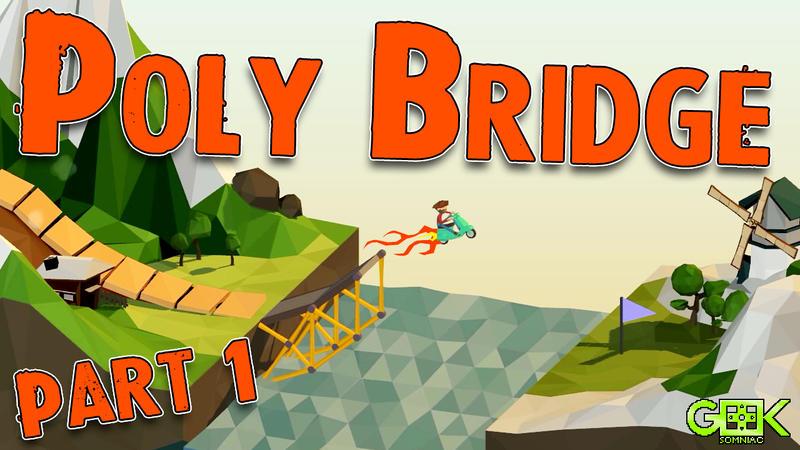 poly bridge like games