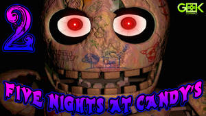 Five Nights at Candy's #2 - BOZOS and BLANKS!