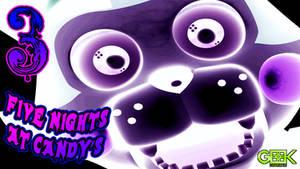 Five Nights at Candy's #3 - MARATHON NIGHTMARE!