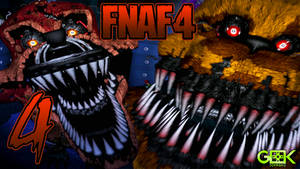 Five Nights at Freddy's 4 - Part 4 - GIANT GOLD