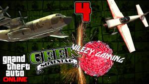 SHORT N SWEET! GTA V Online #4 (Ft/ Vilezy gaming)