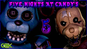 Five Nights at Candy's - #5 - PAYDAY!