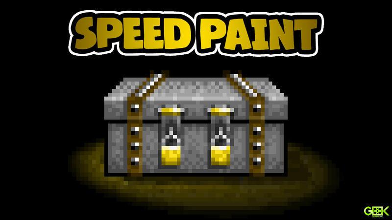 Locked Box - SPEEDPAINT - Five Nights at Freddys 4