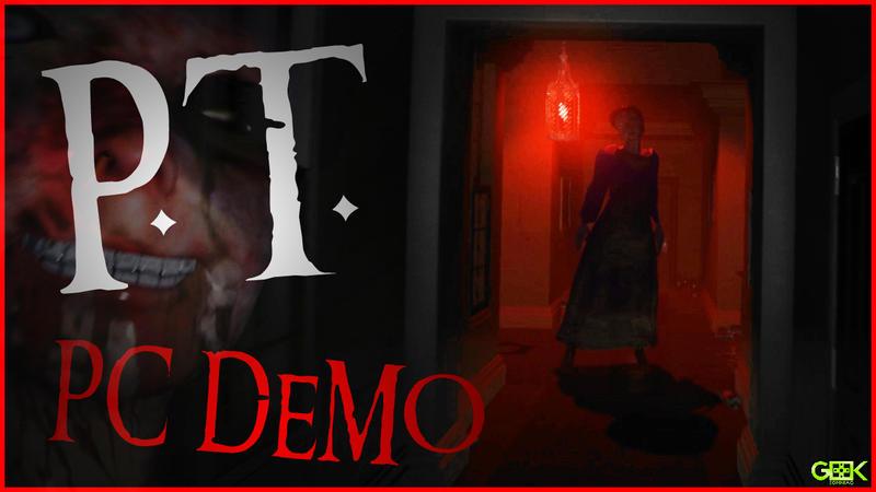 Silent Hills P.T. Demo - [PC version]