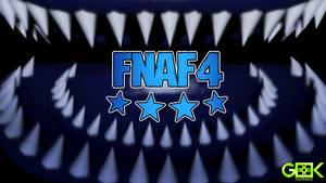 Five Nights at Freddy's 4 - Final - GOODBYE FREDDY