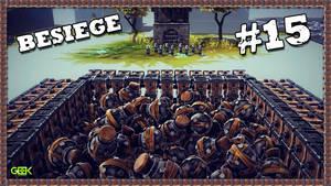 BESIEGE - #15 - BOMBTASTIC!