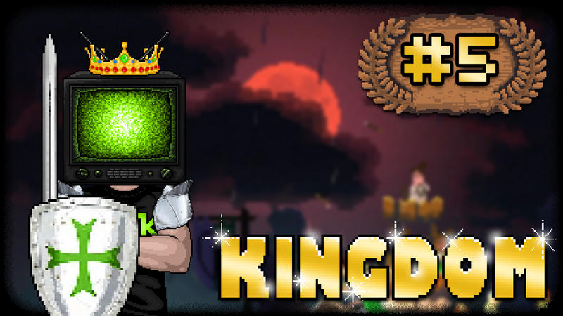 KINGDOM - #5 - KNIGHTED! by GEEKsomniac