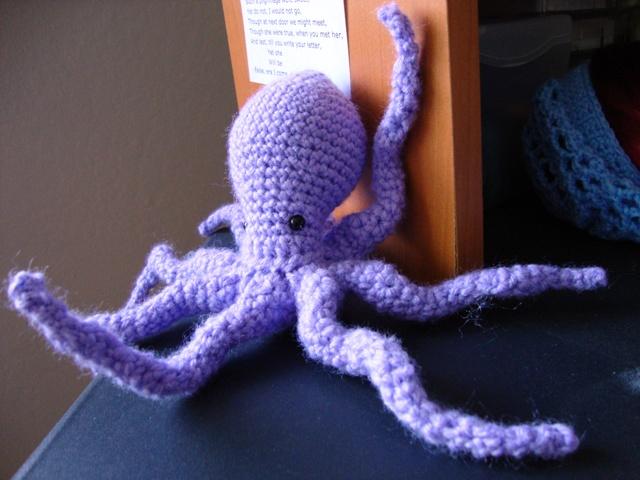 Free Amigurumi Patterns Octopus : Octopus amigurumi by akikazu on deviantart