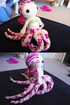 Octopus Mermaid Amigurumi