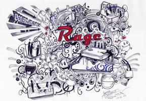 Rage by terryrism