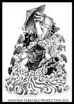 The Ninja and the geisha
